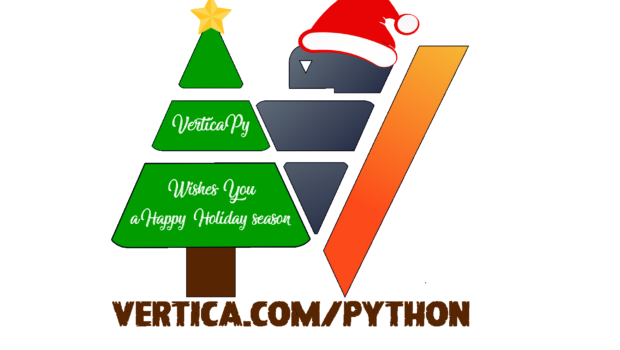 Vertica wishes you a Happy Holidays