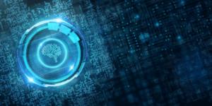 image network brain futuristic